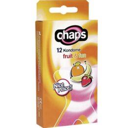 afbeelding 12 condooms met fruitsmaak