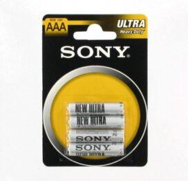 afbeelding penlite aaa batterijen 4 st.