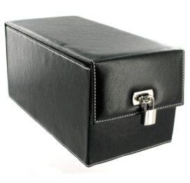 afbeelding devine toy box zwart