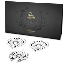 afbeelding bijoux indiscrets - flamboyant zwart / zilver