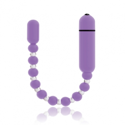 afbeelding booty beads 2 powerbullet lavendel