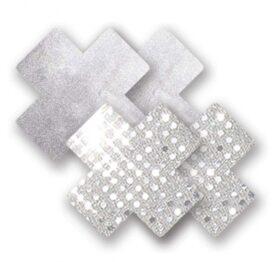 afbeelding nippies - solid studio silver kruis