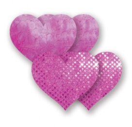 afbeelding nippies - solid rio hart