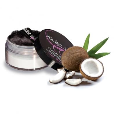 afbeelding voulez-vous... - lichaamspoeder kokosnoot