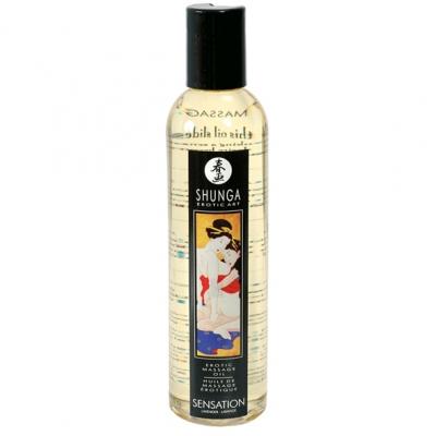 afbeelding shunga - massage olie sensatie