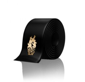 afbeelding yesforlov - zwarte satijnen blinddoek