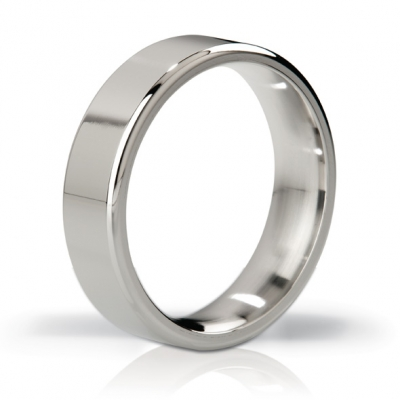 afbeelding mystim - his ringness duke polished 55mm