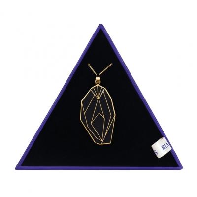 afbeelding rianne s - pussy ketting zwarte diamant