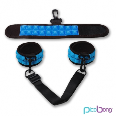 afbeelding picobong - resist no evil boeien blauw