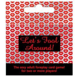 afbeelding kheper games - let's fool around! kaartspel