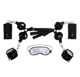 afbeelding fifty shades of grey - bed restraints kit