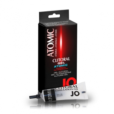 afbeelding system jo - clitoral gel atomic 10 cc