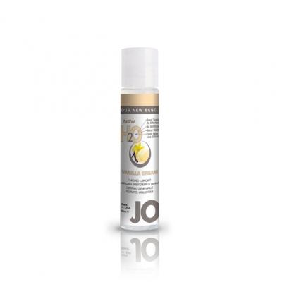 afbeelding system jo - h2o glijmiddel vanille 30ml.