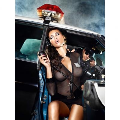 afbeelding baci - undercover politie set m/l