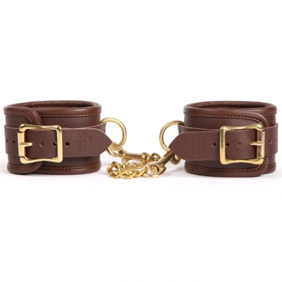 afbeelding fifty shades of grey - red room coll. ankle cuffs