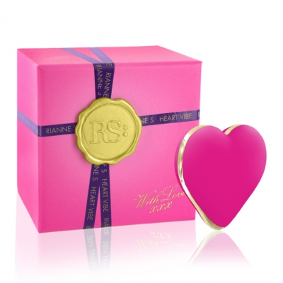 afbeelding rs - icons - heart vibe roze
