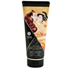 afbeelding shunga - massage cream amandel 200 ml