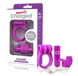 afbeelding the screaming o - charged combo kit #1 paars