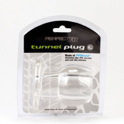 afbeelding anaal tunnel plug groot