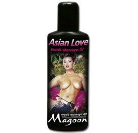 afbeelding asian love massage olie 100ml