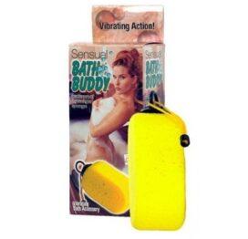 afbeelding vibrerende bad spons