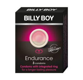 afbeelding Billy Boy Endurance Condooms 3st