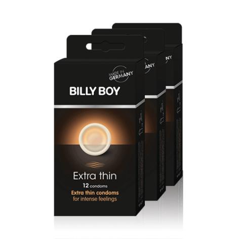 afbeelding Billy Boy Ultra Thin Condooms 36st