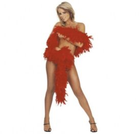 afbeelding boa - rood