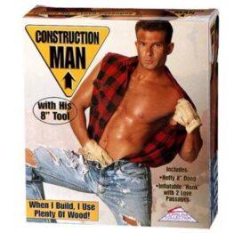 afbeelding construction man opblaaspop