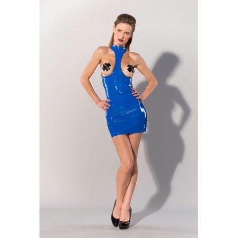 afbeelding Datex Exposure jurkje blauw