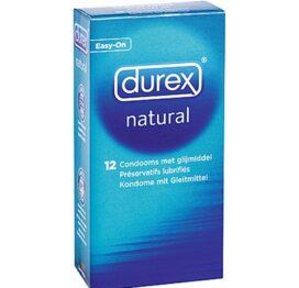 afbeelding durex natural condooms 12st.