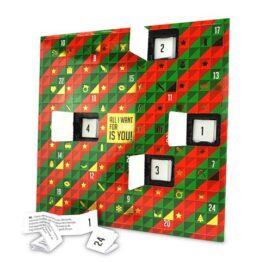 afbeelding Tease & Please - Erotische adventkalender