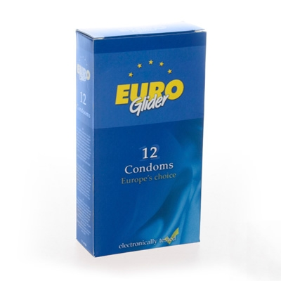 afbeelding euro glider condooms 12st.