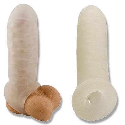 afbeelding fat boy stretch penis sleeve 20.5cm