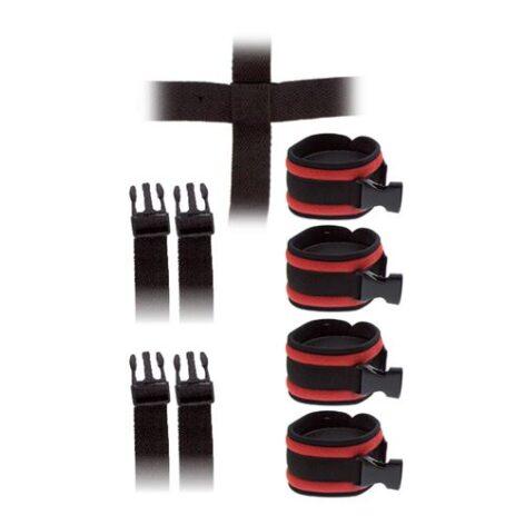 afbeelding GP gekruisde straps met boeien