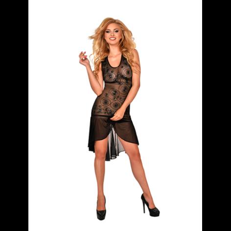 afbeelding Guilty Pleasure Datex Dress met patroon