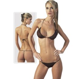 afbeelding hartjes bikini