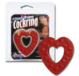 afbeelding heart shape penisring