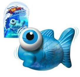 afbeelding i rub my fishie - blauw