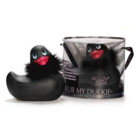 afbeelding i rub my duckie - paris vibrator - zwart