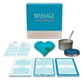 afbeelding Erotische massage kaartspel