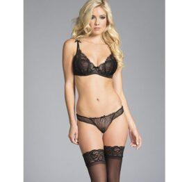 afbeelding BeWicked Scarlett lingerie set