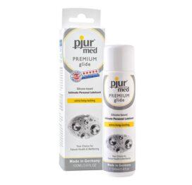 afbeelding Pjur MED Premium glijmiddel op siliconenbasis 100ml