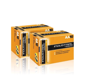 afbeelding Duracell Industrial AA Batterij 20st
