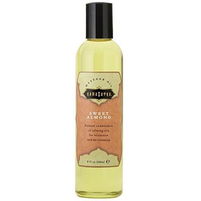 afbeelding kama sutra sweet almond massage olie 200ml.