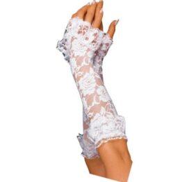 afbeelding kanten lingerie handschoenen