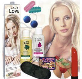 afbeelding lady love pakket