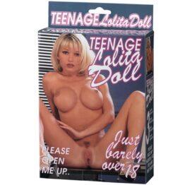 afbeelding lolita tiener opblaaspop