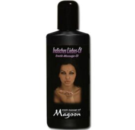 afbeelding magoon indian massage olie - 200ml