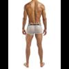 afbeelding Male Power Witte boxer met gaas